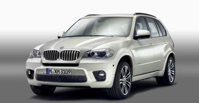 2012 BMW X5 xDrive40d M Sports Package  第1張相片