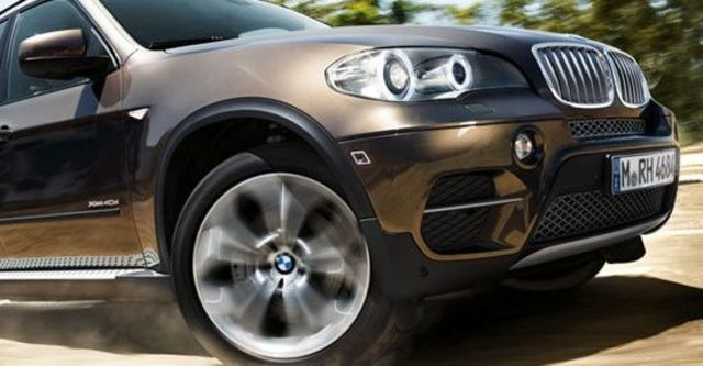 2012 BMW X5 xDrive40d M Sports Package  第4張相片