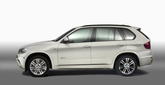 2012 BMW X5 xDrive40d M Sports Package  第6張相片