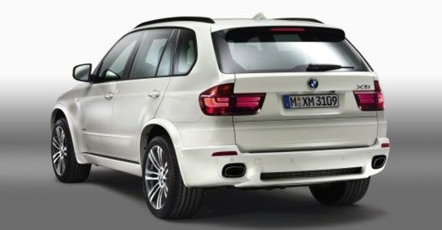 2012 BMW X5 xDrive40d M Sports Package  第9張相片