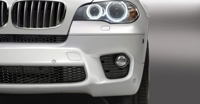 2012 BMW X5 xDrive40d M Sports Package  第10張相片