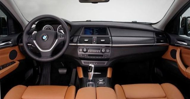 2012 BMW X6 xDrive35i  第5張相片