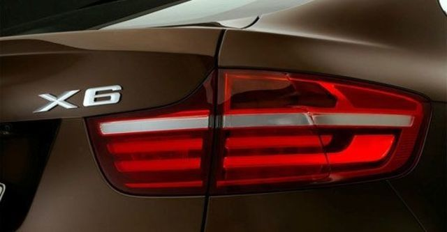 2012 BMW X6 xDrive35i  第9張相片