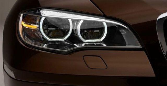 2012 BMW X6 xDrive35i  第10張相片