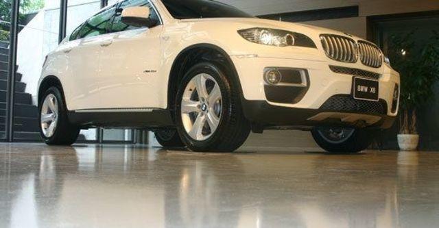 2012 BMW X6 xDrive40d  第1張相片