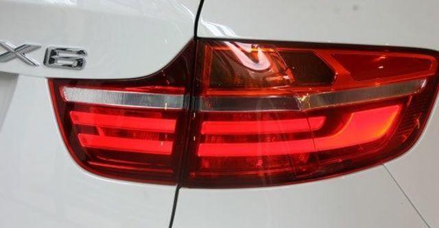 2012 BMW X6 xDrive40d  第10張相片