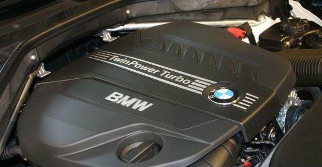 2012 BMW X6 xDrive40d  第11張相片
