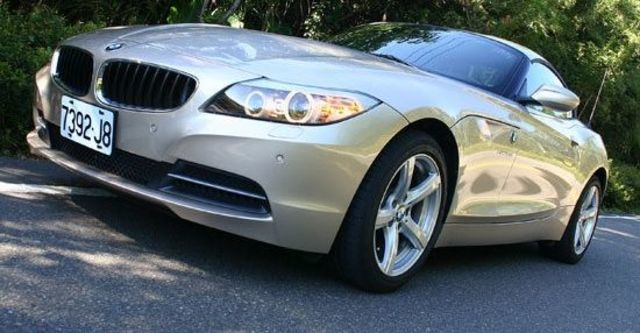 2012 BMW Z4 sDrive20i  第1張相片