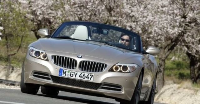 2012 BMW Z4 sDrive35i  第3張相片
