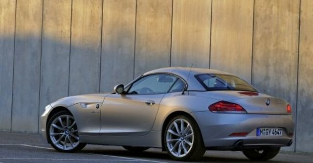 2012 BMW Z4 sDrive35i  第4張相片