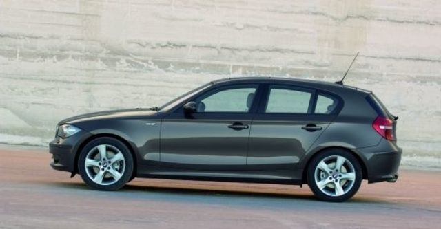 2011 BMW 1-Series 118i  第4張相片