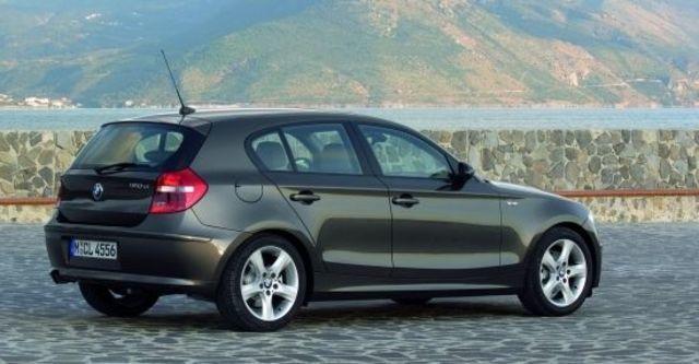 2011 BMW 1-Series 118i  第5張相片