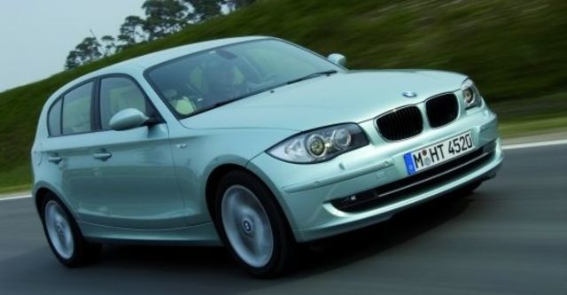 2011 BMW 1-Series 120d M Sports Package  第1張相片