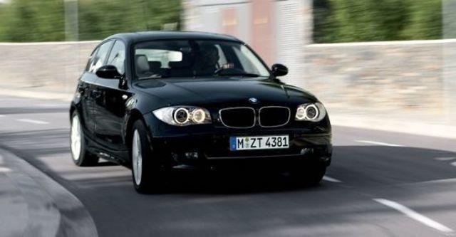 2011 BMW 1-Series 120i  第1張相片