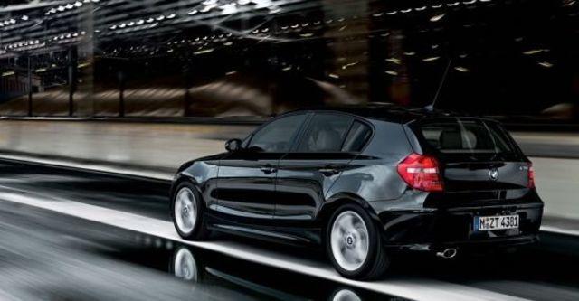 2011 BMW 1-Series 120i  第5張相片