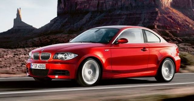 2011 BMW 1-Series Coupe 118d  第1張相片