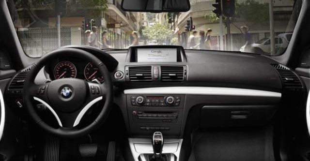 2011 BMW 1-Series Coupe 135i  第5張相片