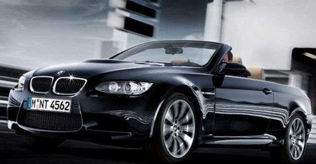 2011 BMW 3-Series Convertible M3  第1張相片