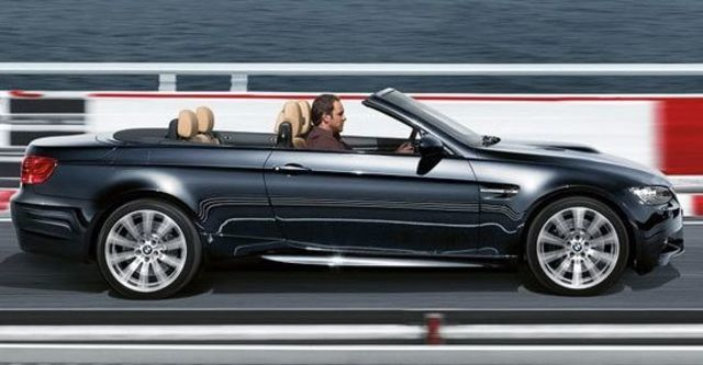 2011 BMW 3-Series Convertible M3  第6張相片