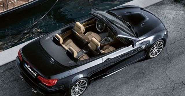 2011 BMW 3-Series Convertible M3  第7張相片