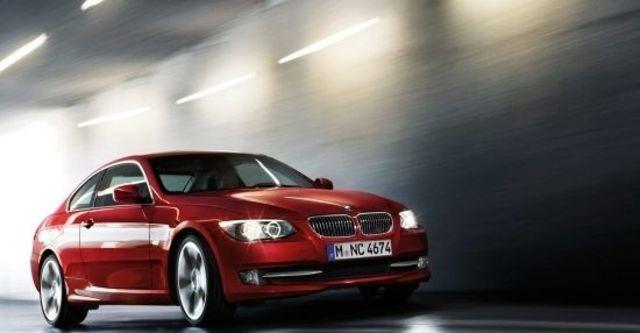 2011 BMW 3-Series Coupe 325i  第1張相片