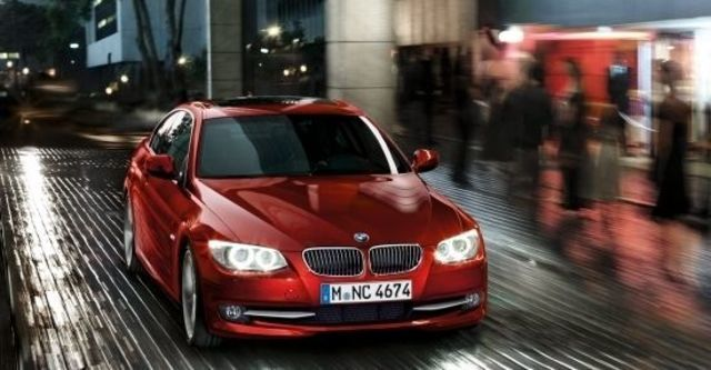 2011 BMW 3-Series Coupe 325i  第3張相片