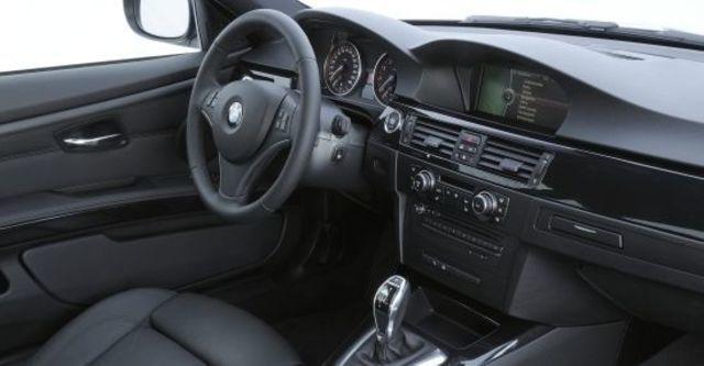 2011 BMW 3-Series Coupe 325i  第10張相片