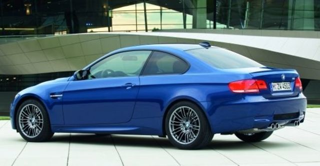 2011 BMW 3-Series Coupe M3  第3張相片
