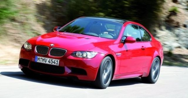 2011 BMW 3-Series Coupe M3  第6張相片