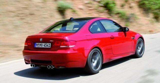 2011 BMW 3-Series Coupe M3  第7張相片