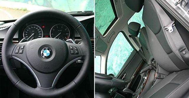 2011 BMW 3-Series Sedan 320i  第9張相片