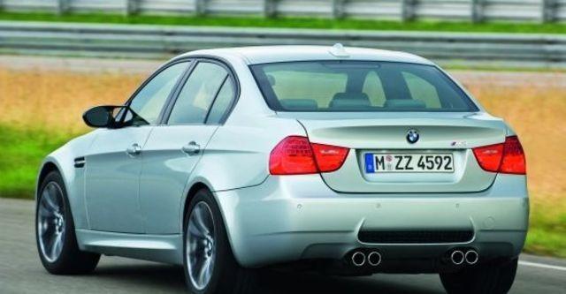 2011 BMW 3-Series Sedan M3  第3張相片