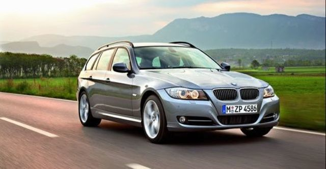 2011 BMW 3-Series Touring 320d  第3張相片