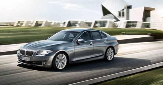 2011 BMW 5-Series Sedan 528i精英版  第2張相片