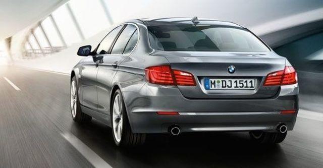 2011 BMW 5-Series Sedan 535d M Sports Package  第4張相片
