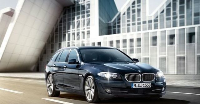 2011 BMW 5-Series Touring 528i  第1張相片