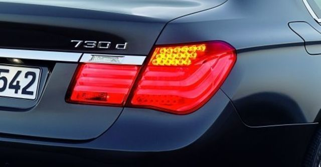 2011 BMW 7-Series 730d  第6張相片