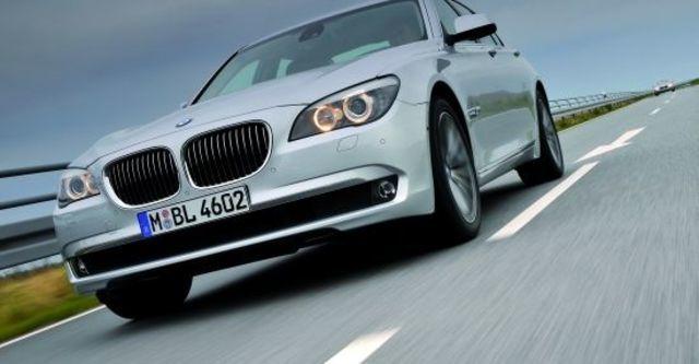 2011 BMW 7-Series 730i  第1張相片