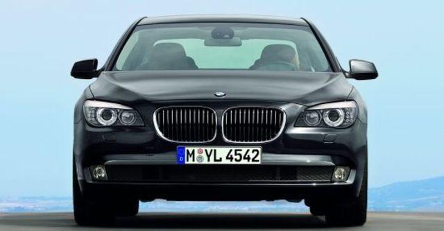 2011 BMW 7-Series 740i  第1張相片