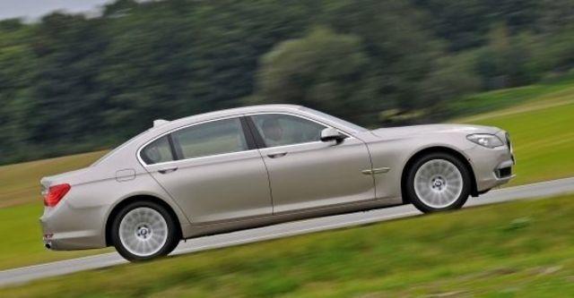 2011 BMW 7-Series 740Li尊榮版  第4張相片