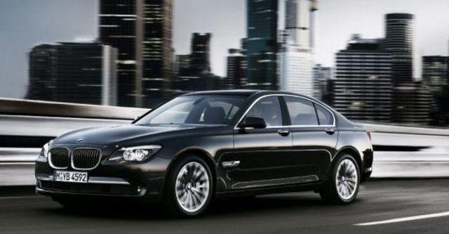 2011 BMW 7-Series 740Li領航版  第1張相片