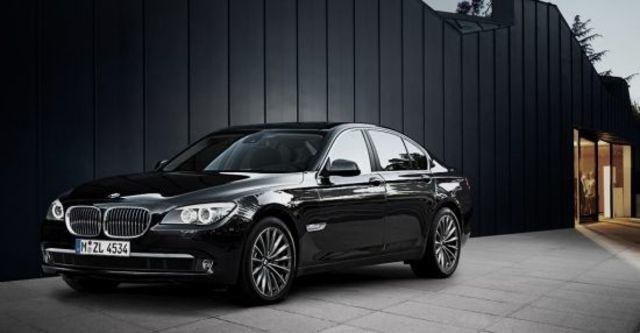 2011 BMW 7-Series 740Li領航版  第3張相片