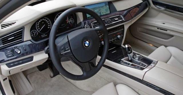 2011 BMW 7-Series 740Li領航版  第7張相片