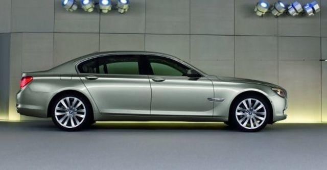 2011 BMW 7-Series 750Li  第5張相片