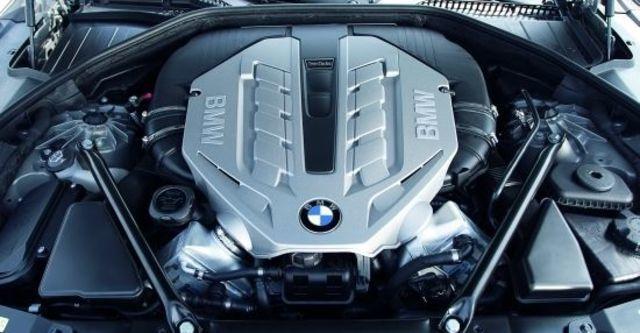 2011 BMW 7-Series 750Li  第6張相片