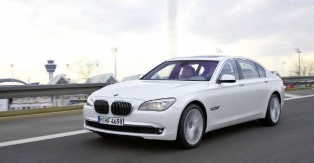 2011 BMW 7-Series 760Li  第1張相片