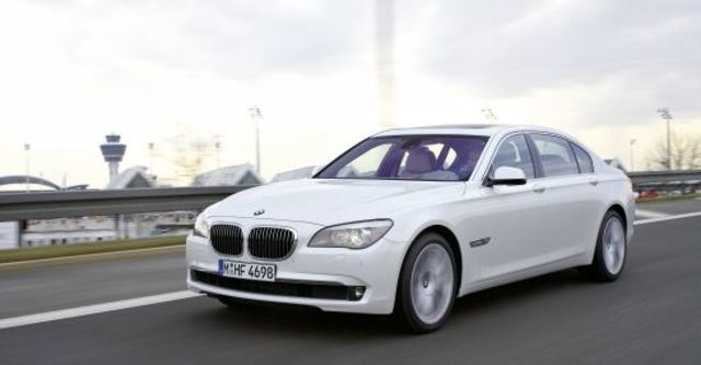 2011 BMW 7-Series 760Li  第2張相片