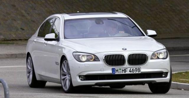 2011 BMW 7-Series 760Li  第3張相片
