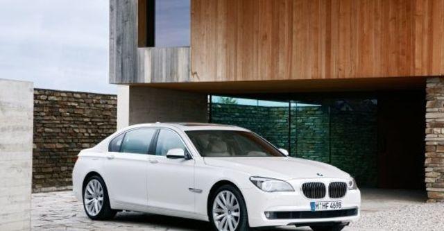 2011 BMW 7-Series 760Li  第4張相片
