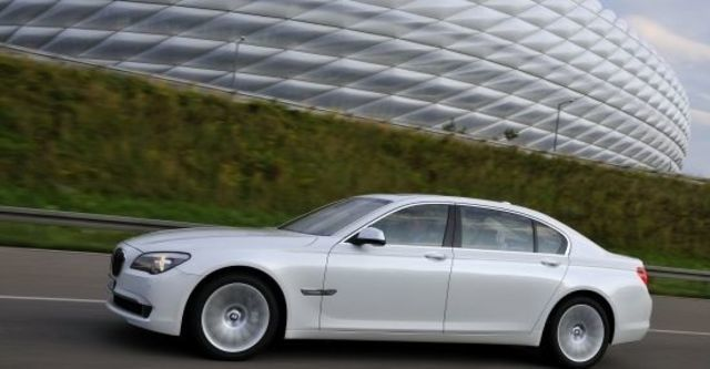 2011 BMW 7-Series 760Li  第5張相片